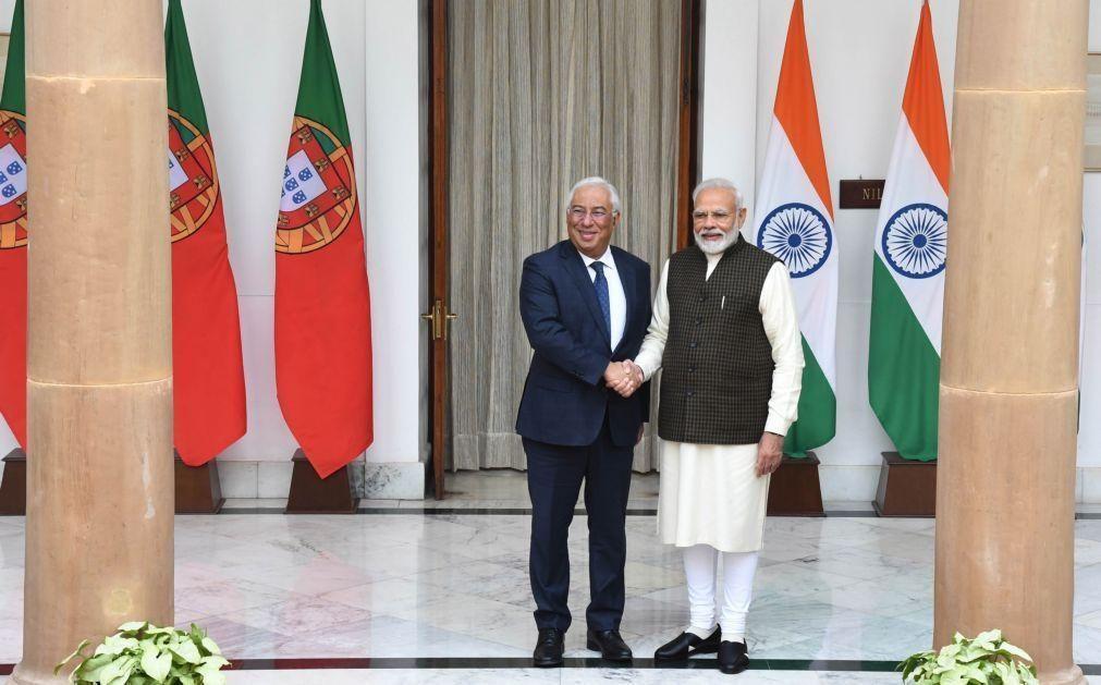 Costa afirma que Portugal vai colaborar com Alemanha na organização da cimeira UE/África