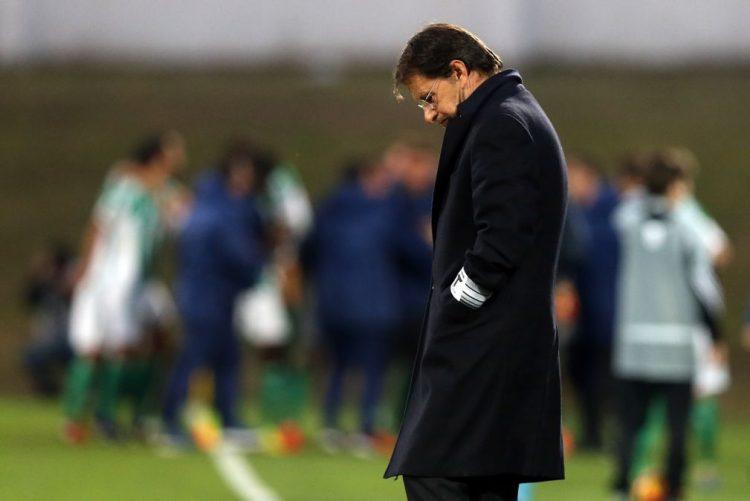 Nacional confirma oficialmente saída do treinador Manuel Machado
