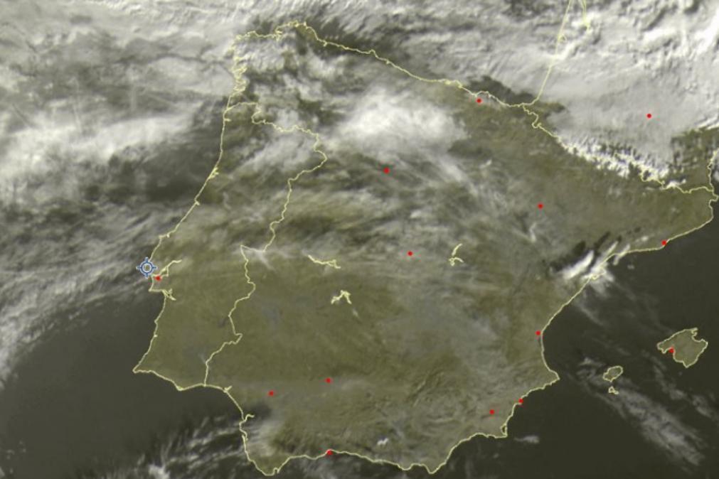 Meteorologia: O tempo para quarta-feira, 25 de dezembro