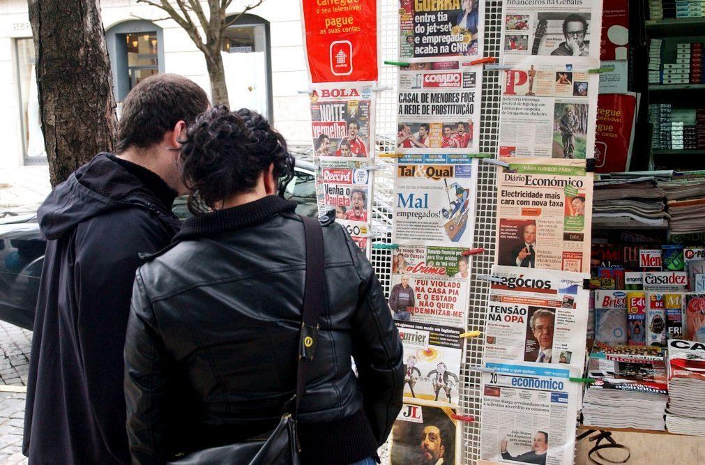 Portugal sobre cinco lugares no Ranking da Liberdade de Imprensa