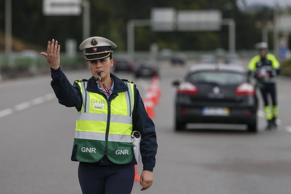 Despiste em Tavira faz subir número de mortos da operação Natal e Ano Novo - GNR