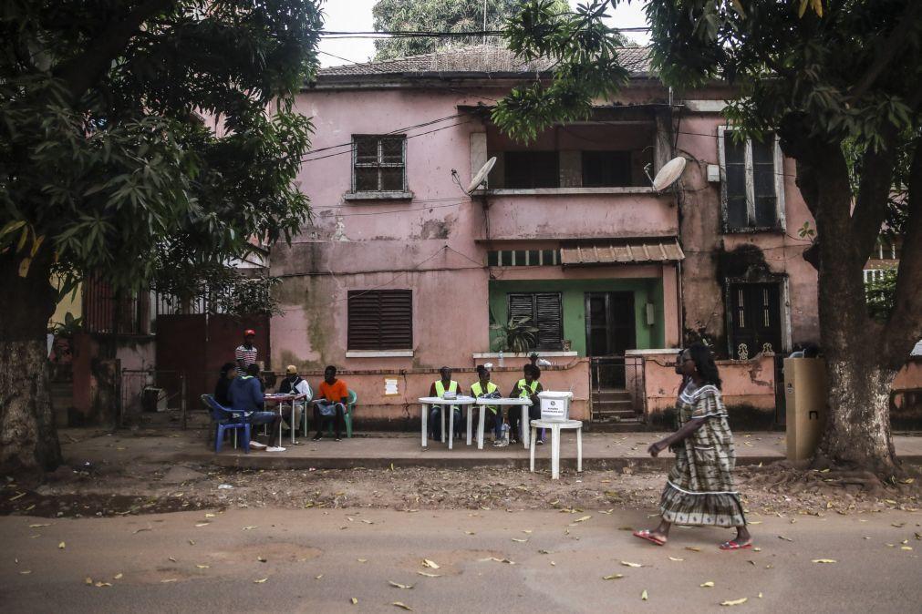Sociedade civil fala em fraca afluência às urnas na Guiné-Bissau