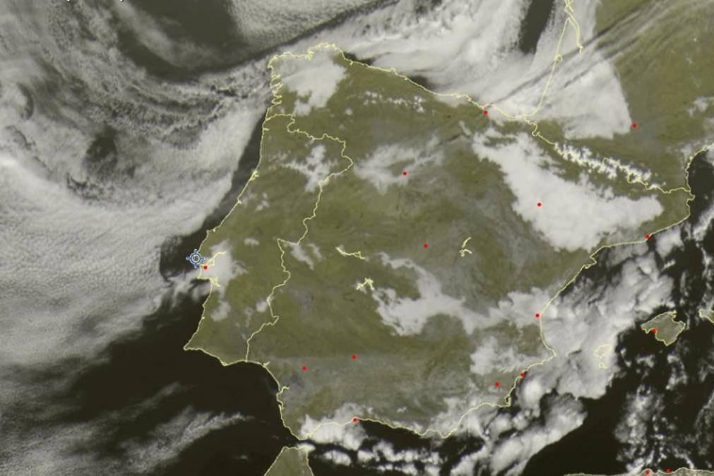 Meteorologia: O tempo para esta quarta-feira, 01 de janeiro