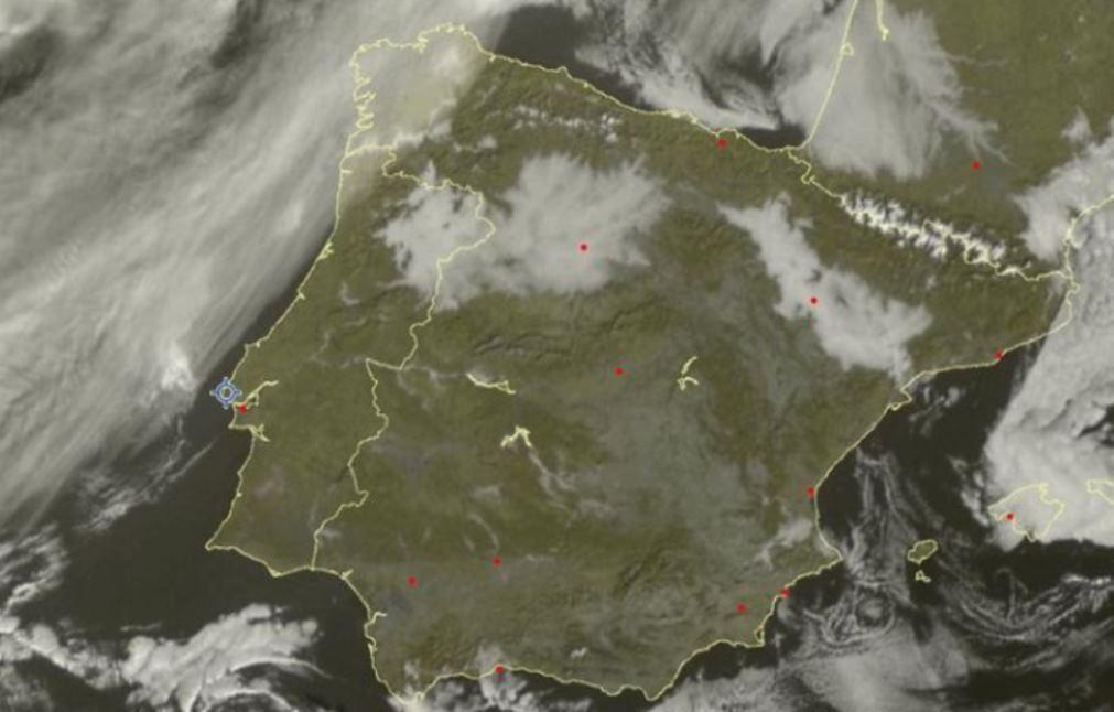 Meteorologia: O tempo para terça-feira, 7 de janeiro