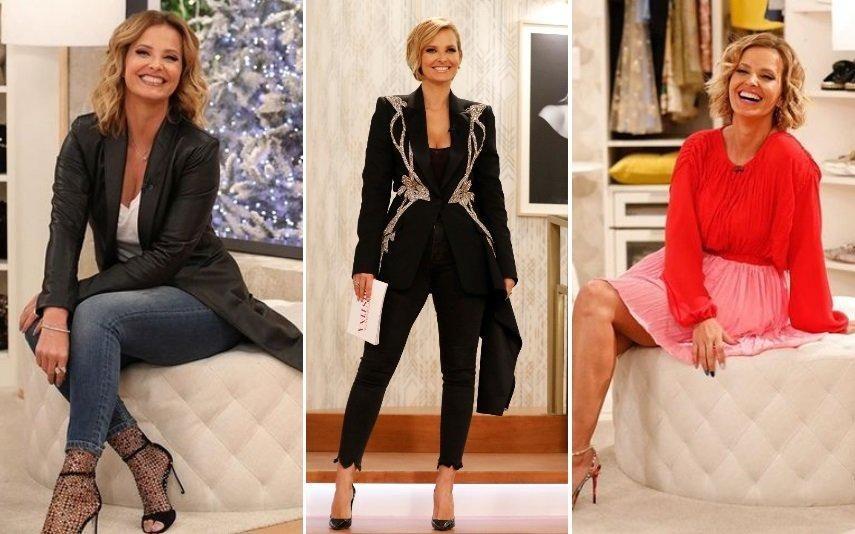 Os melhores dos melhores Eis o top 10 de looks de Cristina Ferreira no programa mais badalado do ano