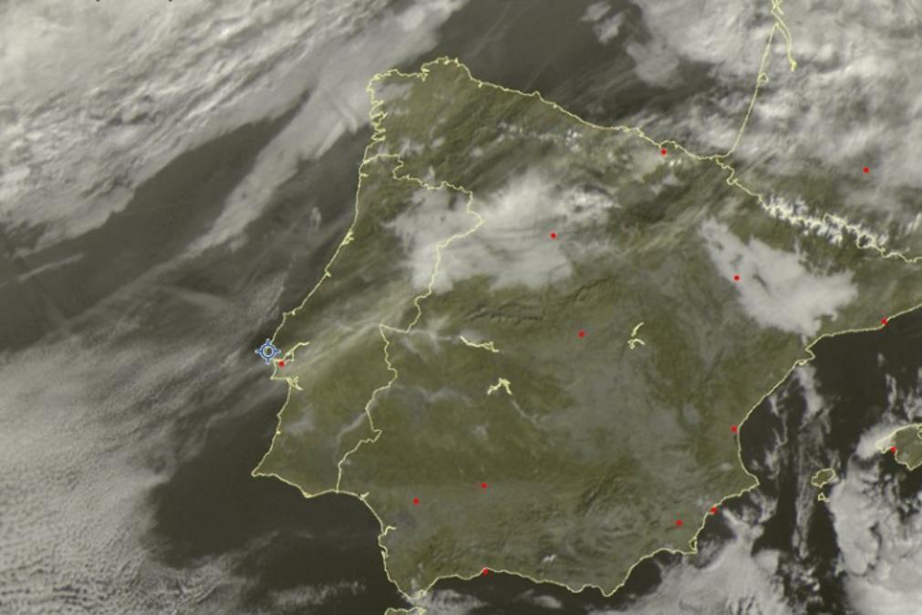 Meteorologia: O tempo para quarta-feira, 8 de janeiro