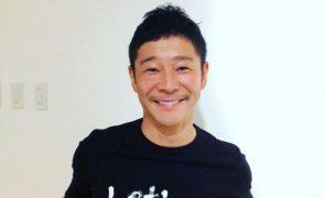 Bilionário japonês é o próximo turista a bordo da Estação Espacial Internacional
