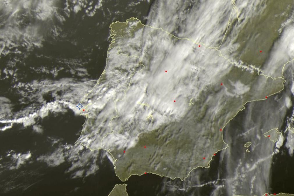 Meteorologia: O tempo para esta quinta-feira, 16 de janeiro