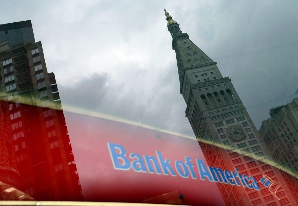 Lucro do Bank of America recua 2,5% em 2019