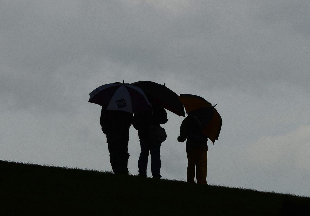 Chuva forte até sábado e depois regressa o tempo seco e frio