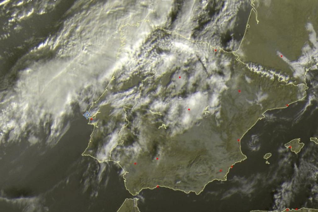 Meteorologia: O tempo para esta sexta-feira, 17 de janeiro