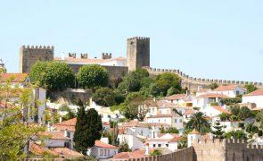 Óbidos: Turista francês morre após cair de muralha