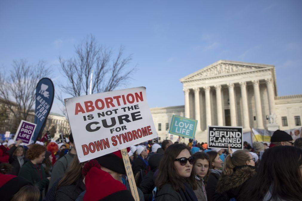 Trump vai participar em marcha anual contra o direito ao aborto