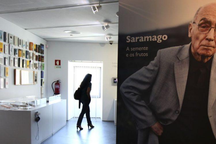 Espólio de José Saramago será doado à Biblioteca Nacional
