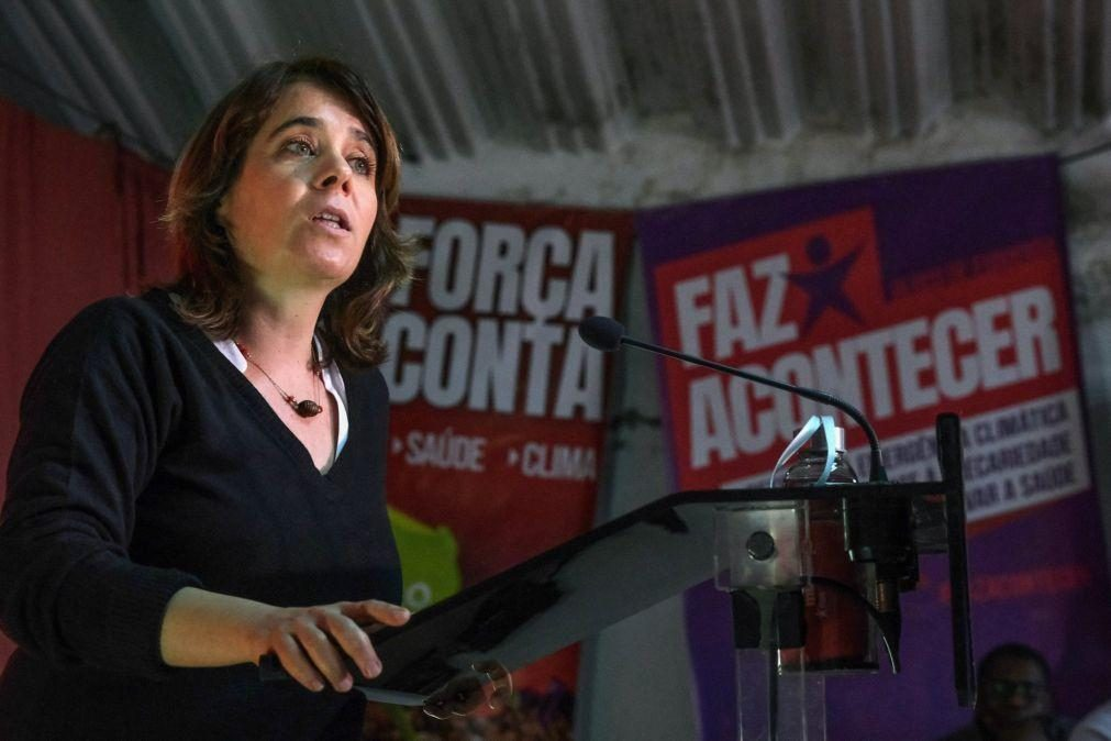 BE quer Isabel dos Santos impedida de vender participações compradas com