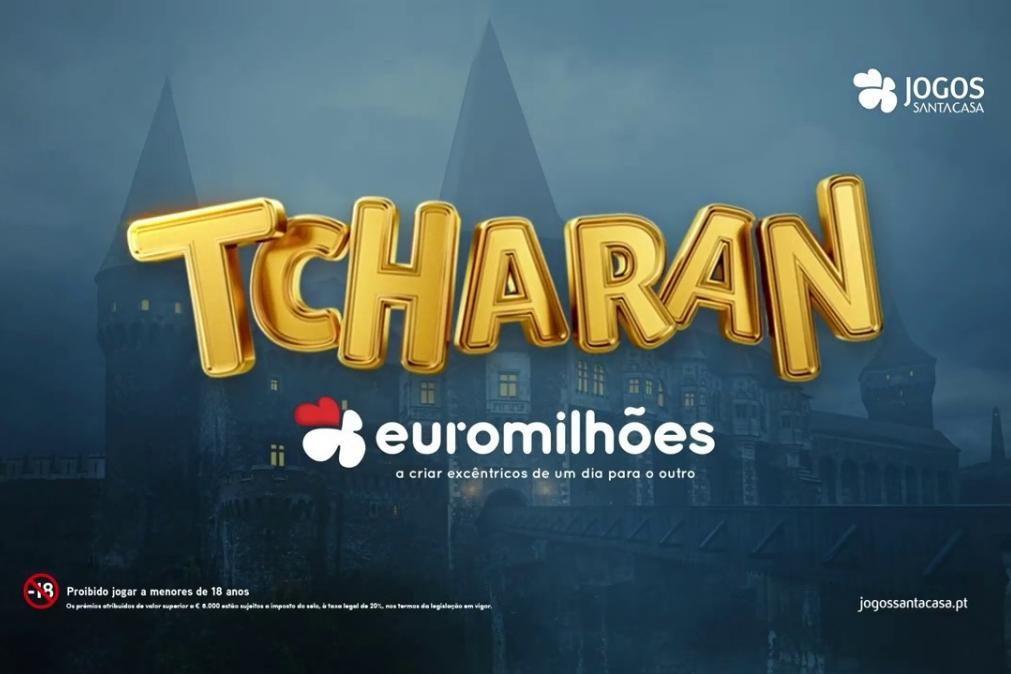 TCHARAN!!! | E os números e as estrelas do Euromilhões são...