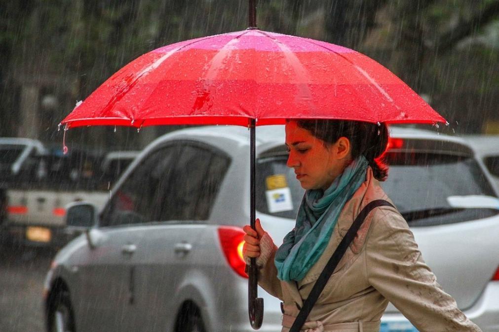 Meteorologia: É este o tempo para terça-feira, 28 de janeiro