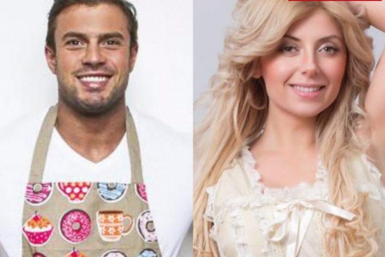 Marco Costa e Agnes em guerra