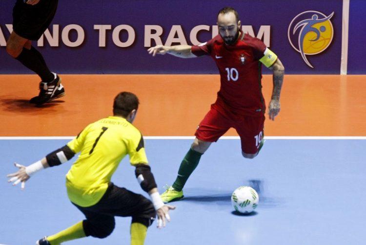 Ricardinho reeleito o melhor jogador de futsal do mundo