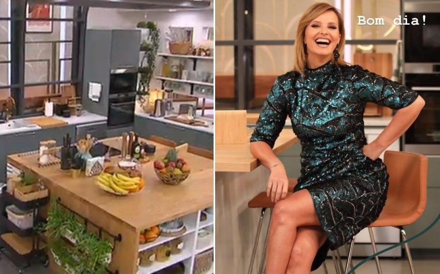 Cristina Ferreira Entre na nova casa da apresentadora: «Está linda»