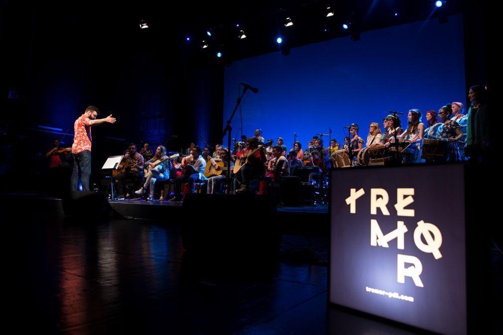 Festival Tremor procura 100 residentes de São Miguel para projeto artístico