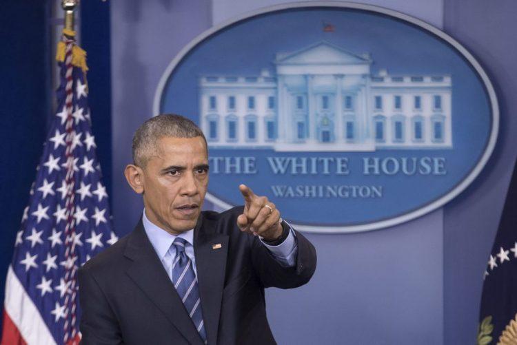 Obama prepara sanções contra Rússia por alegada interferência nas presidencias