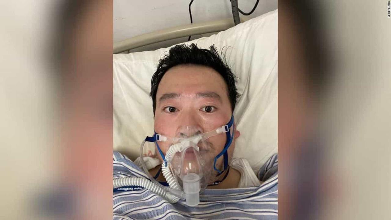 ÚLTIMA HORA | Morreu o médico que alertou a China sobre o coronavírus. Tinha 34 anos