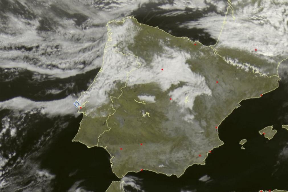 Meteorologia: Previsão do tempo para esta terça-feira, 11 de fevereiro