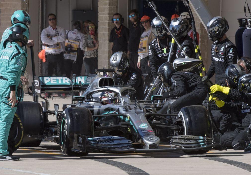 Mercedes reafirma compromisso