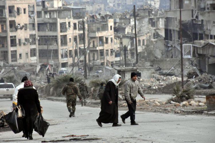 Exército e oposição acordam cessar-fogo na Síria