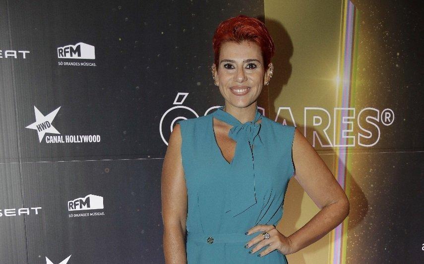 Mónica Sintra A explicação para o look arrojado e a excelente forma física