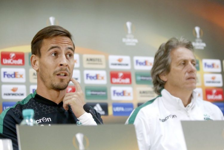 Jorge Jesus confirma que João Pereira está em negociações com outro clube