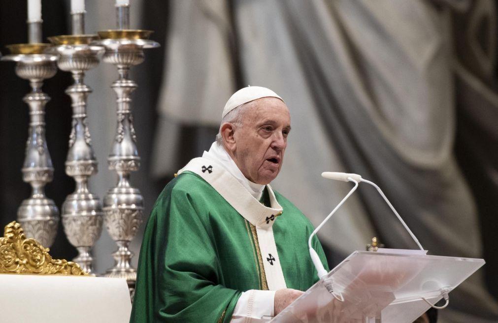 Papa recusa ordenação de homens casados
