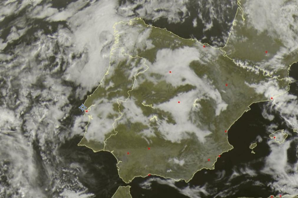 Meteorologia: Previsão do tempo para este sábado, 15 de fevereiro