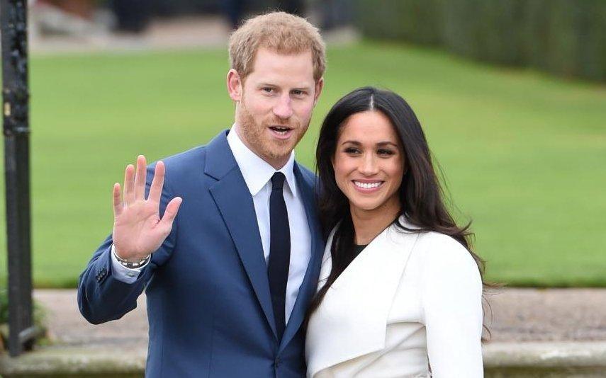 Meghan e Harry Carrega a própria mala, mas com look milionário