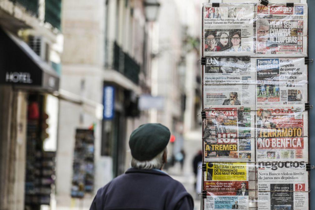Mulheres representam apenas 14% das notícias dos jornais desportivos