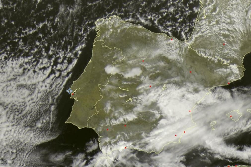 Meteorologia: Previsão do tempo para esta quarta-feira, 19 de fevereiro
