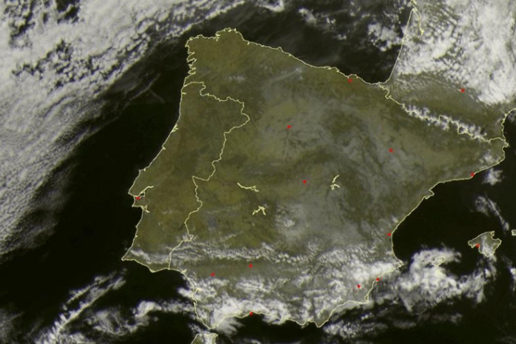 Meteorologia: Previsão do tempo para sábado, 25 de abril