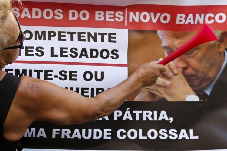 BES: Grupo de acionistas avança com ação judicial contra venda do Novo Banco