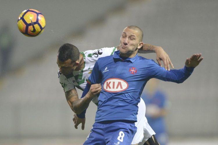 Moreirense e Belenenses empatam a três na Taça da Liga