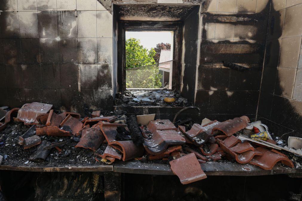 Lesados por fogo de Monchique criticam EDP por negar resonsabilidades