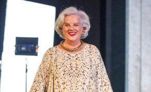 Afinal, Lídia Franco nega ter sido agredida por estrela internacional