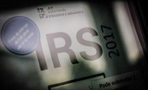Prazo para pagar IRS termina hoje