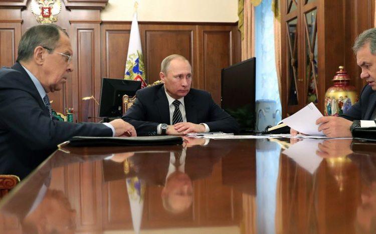 Rússia diz que sanções dos EUA tentam impedir relações com próxima Casa Branca