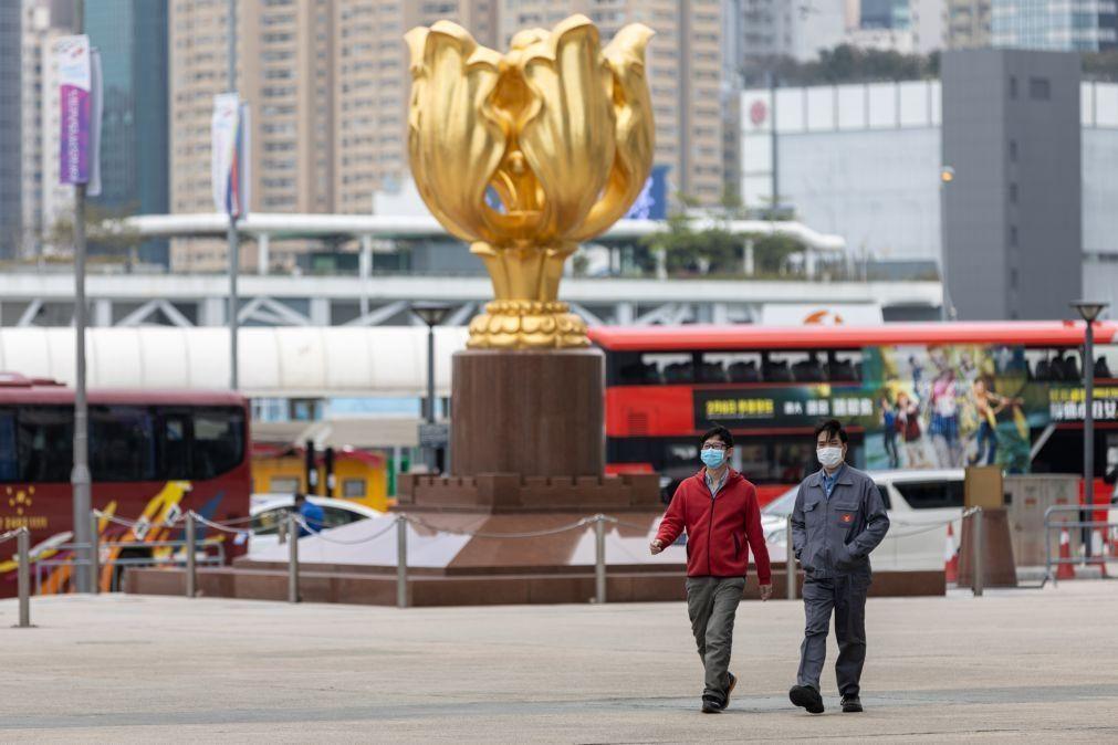 Hong Kong interdita entradas a não residentes oriundos da Coreia do Sul