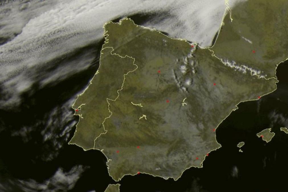Meteorologia: Previsão do tempo para terça-feira, 25 de fevereiro