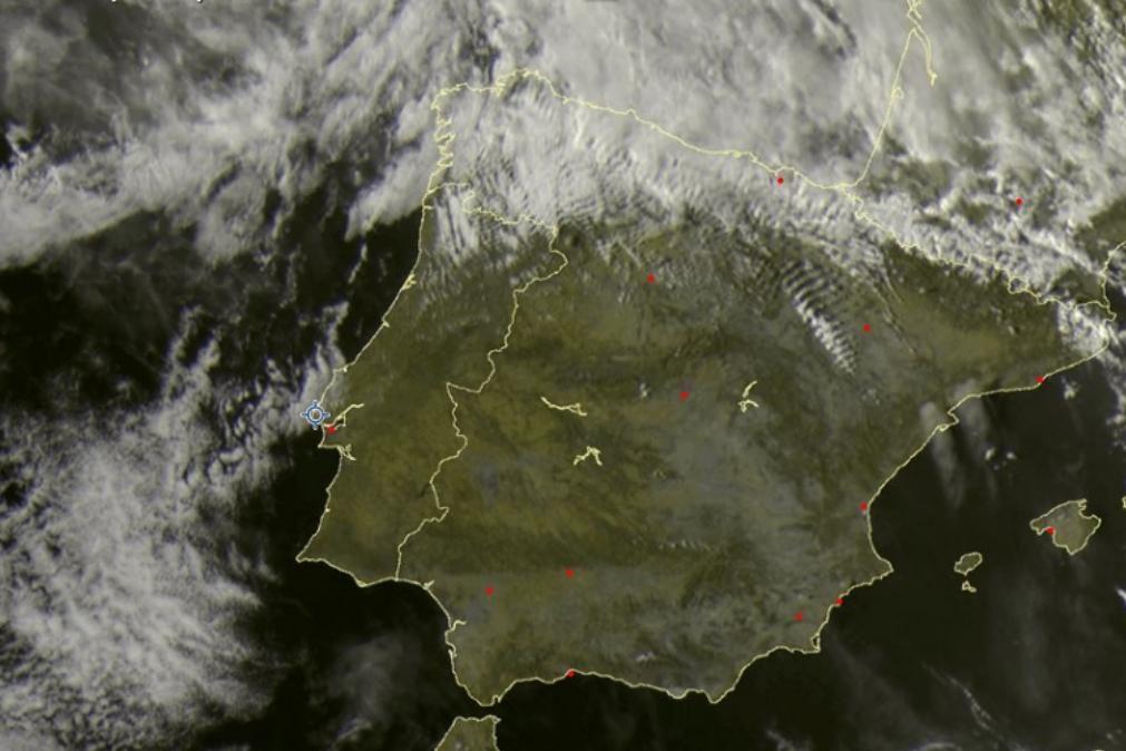 Meteorologia: Previsão do tempo para quinta-feira, 27 de fevereiro