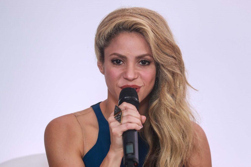 Shakira atua em novembro em Lisboa!