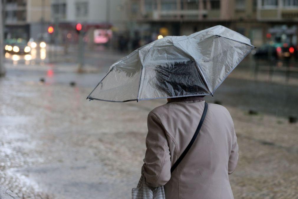 Meteorologia: Previsão do tempo para terça-feira, 9 de fevereiro