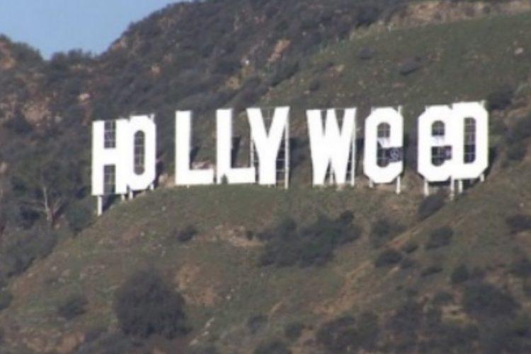 Mudaram o cartaz de Hollywood para